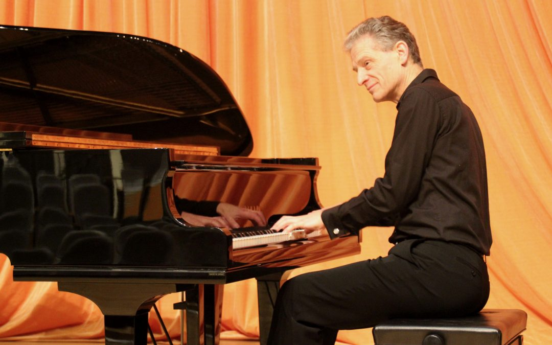 World Class Pianist Dr Julian Hellaby performs at Burnley Campus – FREE Tickets!